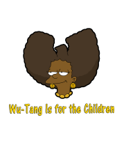 Детская футболка  Wu-Tang для Детей