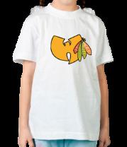 Детская футболка  Wu-Tang Mahican