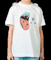 Детская футболка  Планетарный вампир