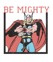Детская футболка  Mighty Thor