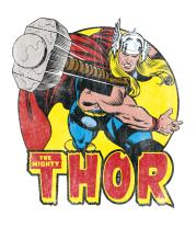Детская футболка  Thor Springs Into Action