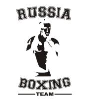 Мужская футболка с длинным рукавом Box Team