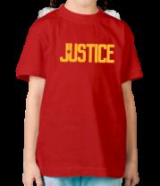 Детская футболка  Justice League