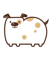 Толстовка без капюшона Dosheen The Dog