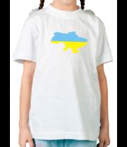 Детская футболка  Украина