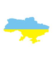 Женская футболка с длинным рукавом Украина