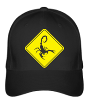 Бейсболка Знак скорпион