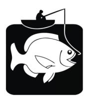 Толстовка Рыбак и большая рыба
