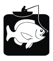 Женская майка борцовка Рыбак и большая рыба