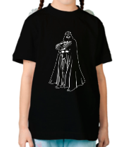 Детская футболка  Darth Vader