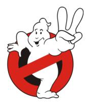 Мужская футболка  Ghostbusters