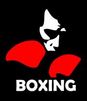 Толстовка без капюшона Russia boxing