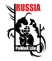 Толстовка Power life
