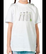 Детская футболка  Регулятор