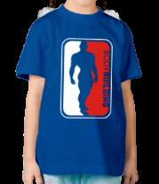 Детская футболка  BodyBuilding