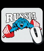 Коврик для мыши Russia PR