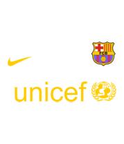Детская футболка  Barcelona Messi 10
