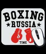 Коврик для мыши Boxing Russia