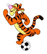 Футболка поло мужская Тигра