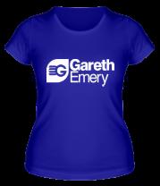 Женская футболка  Gareth Emery