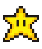 Коврик для мыши Звезда