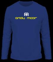 Мужская футболка с длинным рукавом Andy Moor
