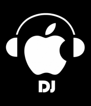 Толстовка без капюшона Apple DJ