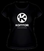 Женская футболка  Kontor