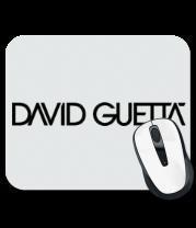 Коврик для мыши David Guetta