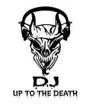 Кружка DJ - Up to the death