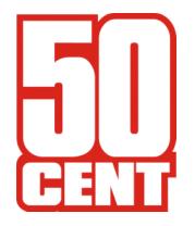 Толстовка 50 cent