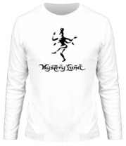 Мужская футболка с длинным рукавом Mystery land