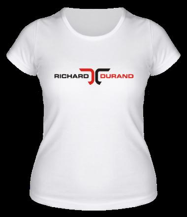 Женская футболка  Richard Durand