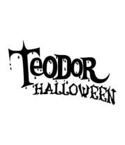 Бейсболка Teodor halloween