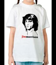 Детская футболка  Jimm Morrison