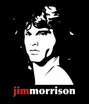 Футболка поло мужская Jimm Morrison