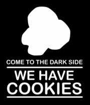 Футболка поло мужская Come to DS we have Cookies
