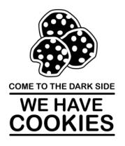 Женская футболка с длинным рукавом Come to DS we have Cookies