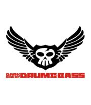 Мужская майка Dark side of Drum&Bass