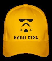 Бейсболка Dark side pixels