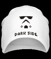 Шапка Dark side pixels