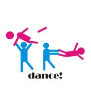 Толстовка без капюшона Dance