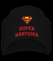 Шапка Супер бабушка