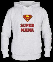 Толстовка Super Мама