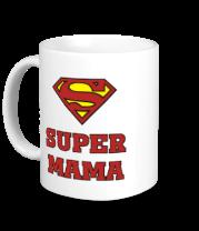 Кружка Super Мама