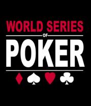 Толстовка World series of poker
