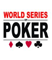 Толстовка без капюшона World series of poker