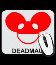 Коврик для мыши Deadmau5