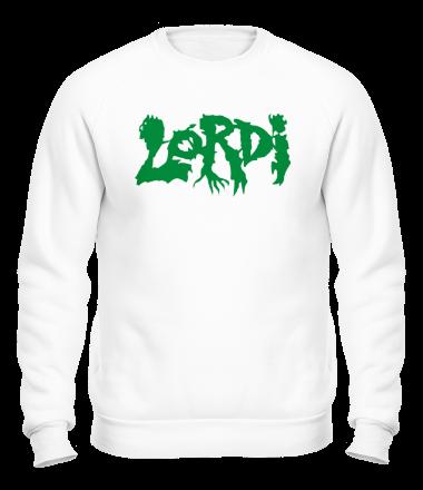 Толстовка без капюшона Lordi