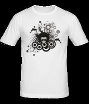 Мужская футболка  Трайбл